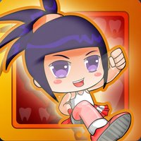 Awesome Anime Kid-s Action Run-ning Game-s Free For The Top Cool Tom-boy Girl-s & All The Best Children-s & Teen-s For iPad