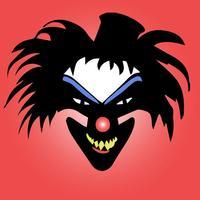 Halloween Killer Clown Chase Survivor