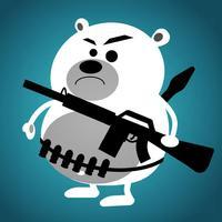 Teddy Bear Sniper