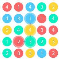 Puzzle Game 1-3-4-2