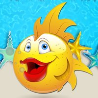 Fish Slide World Puzzle Game for Kids