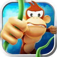 Greedy Monkey - Super Kong Running Game