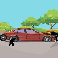 Stickman Crime Death - Gas Station & Hotel Strategy Murder Game