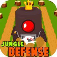 Jungle Defense - Free Defense Shooting Games