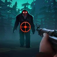 Hunting Bigfoot Monster Hunter