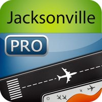 Jacksonville Airport Pro (JAX) + Flight Tracker HD