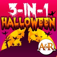 3-in-1 Halloween Games