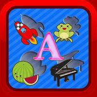 Cartoon Matching Puzzles Games for Preschool Kids