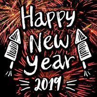 Hello 2019! Happy New Year!