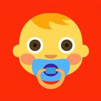 Create Baby Word Cloud Memories