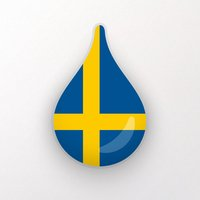 Learn Swedish language - Drops