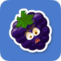 Animated Blackberry Emoji