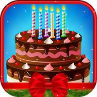Christmas Cake Maker - Cooking game