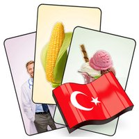 Turkish Flashcard for Learning