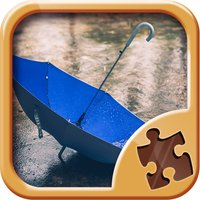 Rain Puzzle - Relaxing Picture Jigsaw Puzzles