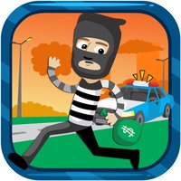 Robber Fast Running - Rush Escape The Police Free Game
