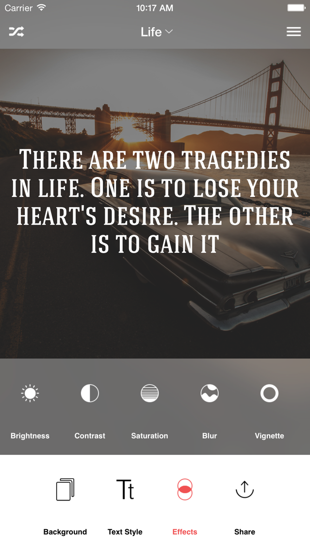 kwote a quote maker for inspirational and motivational quotes