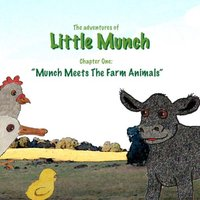 The Adventures of Little Munch - Munch Meets the Farm Animals TS