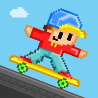 Skateboard Heroes - Play Pixel 8-bit Games for Free
