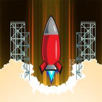 Space Rocket Launch