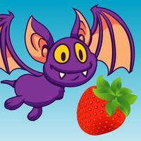 Flappy Fruit Bat Game