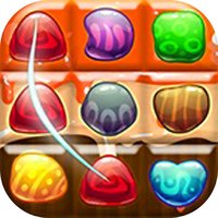 Jelly Link Crush HD - Match The Jellies