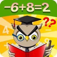 Math Mania - Plus and Minus