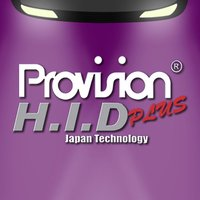 Lampu HID Provision