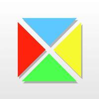 Square Flip Rush - Color Match