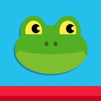 Frog Pong 2 - Super Mega Happy Sapo Dodge Tap Jump & Dash Game