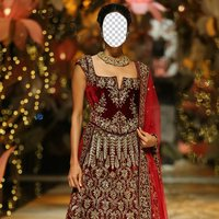 Indian Bridal Photo Montage HD