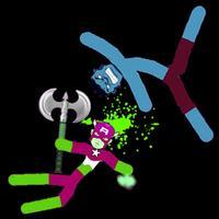 Super Stick Hero Warrior Fight