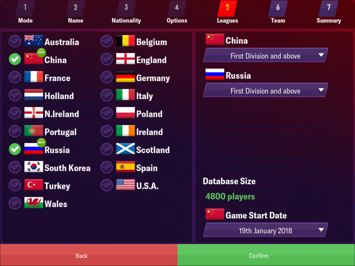 Football Manager 2019 Mobile App for iPhone - Free Download