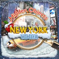 New York Winter Objects - Hidden Object Time Quest