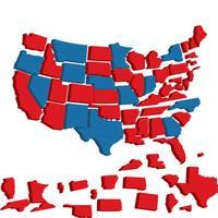 USA Geography Master