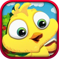 Chick Stack Jump - Tap to Climb