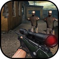 Zombie Survival Sniper Shooter