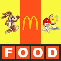 Food Quiz - Guess what is the brands!