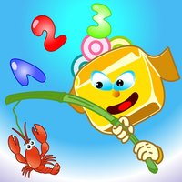 Baby Fishing  Learning Numbers