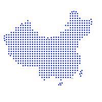 中国省级行政地图拼图