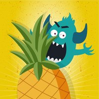 Pineapple Monster