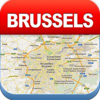 Brussels Offline Map - Metro