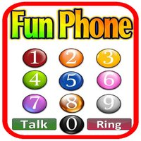 Fake Fun Phone Telephone