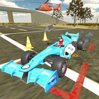 Real Sports Car Driving & Free  Parking Simulator