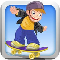 A Crazy Skater Boy - Adventure In The Big City Skate Park  Games