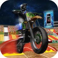 MOTOR BIKE Stunt Fighter RACER 3D