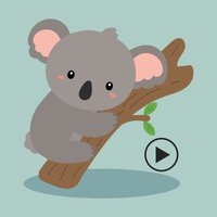 Koalamoji - Animated Koala