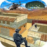 US Commando Shooting Fight