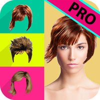 Woman Hairstyle Try On - PRO
