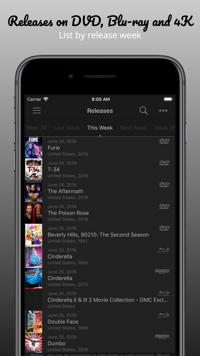 My Movies 3 Pro - Movie & TV App for iPhone - Free Download